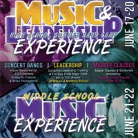 TCU Middle School Band Camp