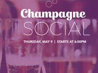 Champagne Social