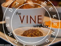 Weekend Wednesday at The Vine Wine Bar