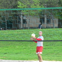 Intramural Summer Doubles Sand Volleyball Registration