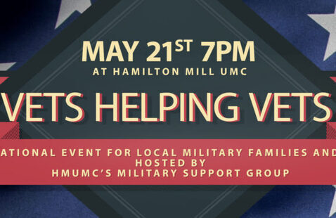Vets Helping Vets Event Hosted by HMUMC's Military Support Group