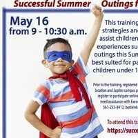 Successful Summer Outings for Children with ASD