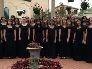 Mother's Day Concert, Women's Choral Ensemble