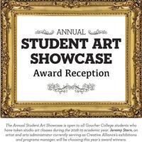 Student Art Showcase & Award Reception