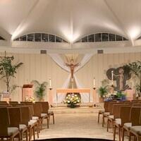 Sunday Mass at Mystical Rose Oratory