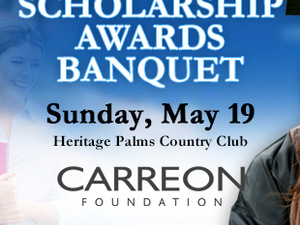 Carreon Foundation Banquet and Scholarship Awards