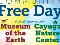 Community Free Day at Cayuga Nature Center