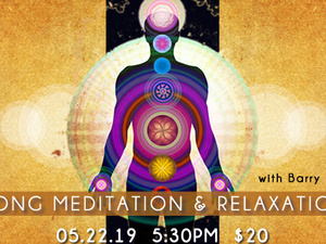 Gong Meditation & Relaxation