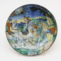 """Tour at Two: """"Storytelling in Renaissance Maiolica"""""""