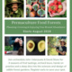 Permaculture Food Forests: Planning, Growing and Enjoying Year Round Abundance, An Applied Permaculture Practicum with John Valenzuela & David Shaw
