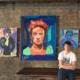 Dane Capot Art Exhibit at Bethesda ArcLight Theater