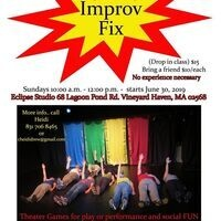 Get Your Improv Fix