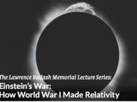 Lawrence Badash Memorial Lecture: Matthew Stanley