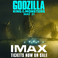 Godzilla: King of the Monsters: The IMAX Experience