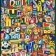 Cereal Box Pop Art - Cross Lanes Branch Library