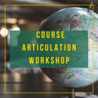 Education Abroad: Course Articulation Workshop