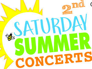 2nd Saturday Summer Concerts