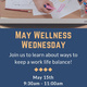 May Wellness Wednesday