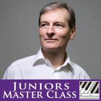 PianoTexas Juniors Master Class: Philippe Bianconi