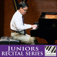 PianoTexas Juniors Recital Series