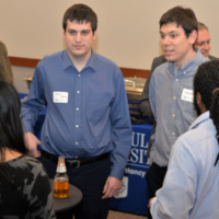 Spring Graduate Accounting Mixer
