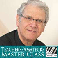PianoTexas Teachers/Amateurs Master Class: Tamás Ungár