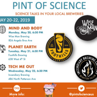 """A Pint of Science: """"Planet Earth"""""""