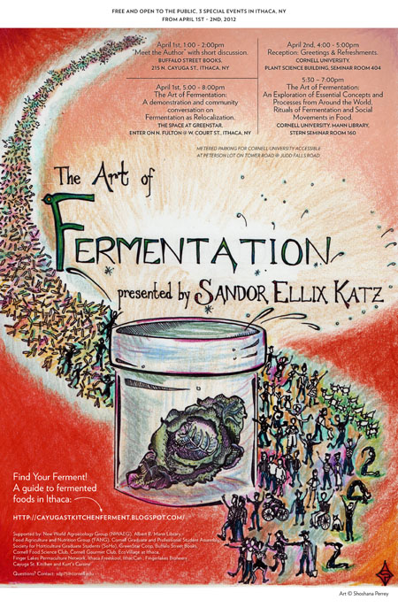 The Art Of Fermentation An In Depth Exploration Of Essential Concepts And Processes From Around The World Cornell