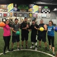Adult Dodgeball Free Play!
