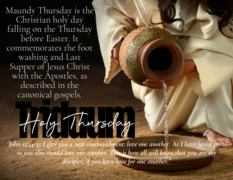 LIVE-STREAM Holy Thursday of the Lord's Supper Mass - Chaminade University  of Honolulu