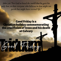 LIVE-STREAM Good Friday of the Lord's Passion Service