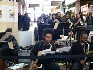 Dunbar Alumni Jazz Band Monthly Series