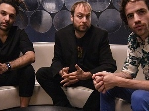 Ari Hoenig Trio