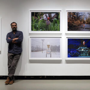 Clifford Gallery Exhibition: Tommy Brown '79, The Significance of Moments
