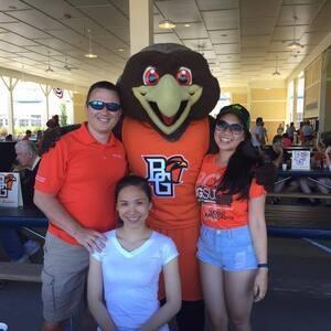 BGSU Day at Cedar Point
