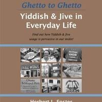 Book Talk: Yiddish and Jive in Everyday Life