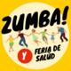 Zumba y Feria de Salud