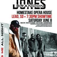 Brandon Jones Band to play Historic Homestake Opera House