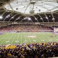 UNI Football vs. Idaho State
