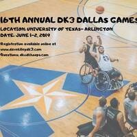 DK3 on 3 Wheelchair Basketball Tournament