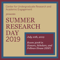 Apply to present your research at Summer Research Day