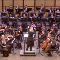 "The Capitol Symphonic Youth Orchestras present ""Allegro & Old Lace"""