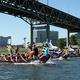 PDX Ducks Dragon Boat Race Rose Festival University Cup