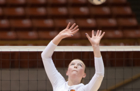 Women S Volleyball Setter Hitter Libero Camp University Of The Pacific
