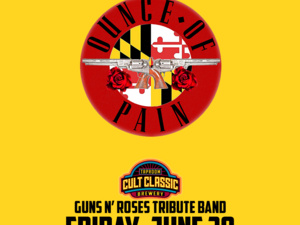 Ounce of Pain (GNR Tribute)