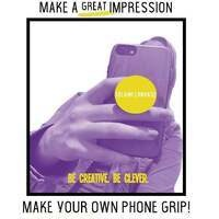 Make Your Own Phone Grip