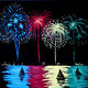 Paint & Sip Art Class: Fourth of July Fireworks for ages 21+