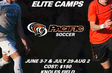 Men's soccer summer youth camps