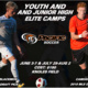 Men's soccer Junior High Elite Camp