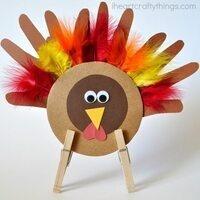 Art Explorers: Turkey Time!